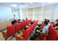 Üniversitede bütçe hazırlık çalışmaları eğitimi gerçekleştirildi