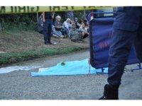 7 yaşındaki çocuk greyder altında kalarak hayatını kaybetti
