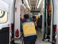 Gercüş'te motosiklet kazası: 2 ağır yaralı