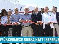 İDO'nun Büyükçekmece-Bursa hattı seferleri başladı
