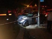 Denizli'de feci kaza: 1 ölü, 6 yaralı