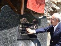 Artvin'de Kılıçdaroğlu'nu duygulandıran çeşme! Şehidin adını görünce...