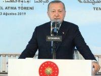 Erdoğan: Kapımız sonuna kadar açık