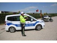 Polisten motosiklet uygulaması