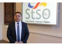 """STSO Başkanı Eken: """"Sivas'ta 18 bin konut satışının önü açıldı"""""""