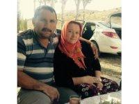 Giresunlu karı-koca trafik kazasında hayatını kaybetti