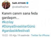 Sivaslılar sosyal medyayı salladı
