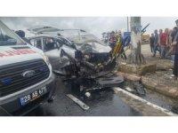Giresun'daki trafik kazasında ölenlerin kimlikleri belirlendi