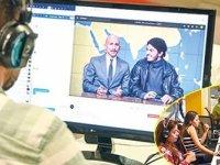 Türkiye'de Suriye televizyonu kuruldu!