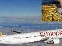 Uçakta 60 kilogram altın ele geçirildi!