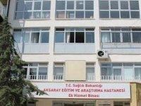 Aksaray Eğitim ve Araştırma Hastanesi'nde 10 milyon liralık malzeme vurgunu!