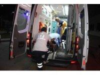 Komşular arasındaki kavgada silah ateşlendi: 1'i çocuk 3 yaralı