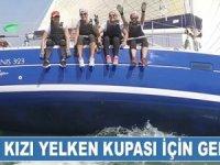 Deniz Kızı Yelken Kupası 4 Yaşında...