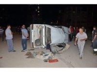 Elbistan'da kaza: 2 yaralı
