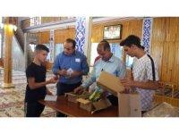 Yaz Kur'an Kursları final programı