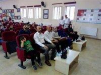 Kur'an Kursu öğrencilerine seminer verildi