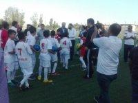 Kuran kursları arasında düzenlenen futbol turnuvası final maçı ile sona erdi