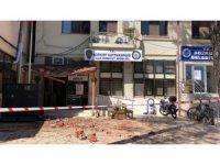 Denizli'deki depremde 5 kişi yaralandı