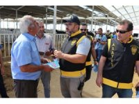 Aksaray polisi Kurban Bayramı'nda tetikte