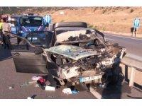 Kastamomonu'da bayram tatili yolunda kaza: 2'si ağır 6 yaralı