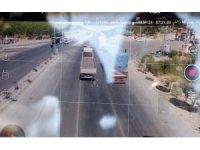 Kahramanmaraş'ta 'drone'lu bayram trafiği denetimi