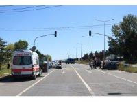 Bolu'da trafik kazası: 1'i bebek 6 yaralı