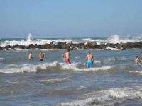 Sakarya'da deniz girişler yasaklandı!