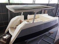 Güneş enerjisi ile giden tekne... Türk mühendisleri inşa etti!