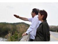 """Başkan Demir: """"Kızılırmak Deltası Kuş Cenneti 3 yıl içerisinde daimi listeye alınır"""""""