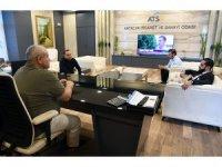 Dubai'den Antalyalı işadamlarına yatırım daveti