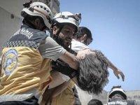 124 bin sivil, Suriye-Türkiye sınırındaki kamplara göç etti! 1 milyon kişi kapıda...