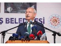 """CHP Genel Başkanı Kılıçdaroğlu: """"Bugün dünyanın savaş alanlarının açlık ve kıtlık yaşanan bölgelerinin büyük bir bölümün İslam ülkeleri oluşturuyor"""""""