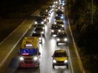 Kuşadası'na bayramda 238 bin araç ile 1 milyon 200 ziyaretçi giriş yaptı