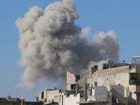 Rus savaş uçakları yine İdlib'i vurdu: Çok sayıda ölü ve yaralı var