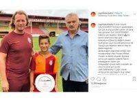 Hakan Balta'nın oğlu Çağrı Balta, Bayern Münih'e transfer oldu
