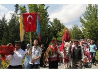 Ankara'da geleneksel köy düğünü
