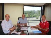 Voleybol Erkek Milli Takımlar değerlendirme toplantısı yapıldı
