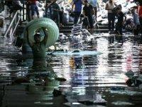 İstanbul yağışa teslim! İmamoğlu'da şiddetli yağış açıklaması...