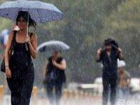 Meteorolojiden pazar günü için sağanak yağış uyarısı!