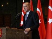 Cumhurbaşkanı Erdoğan'dan '17 Ağustos' paylaşımı!