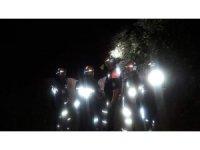 İzinsiz girdikleri kanyonda 5 kişi sel suyuna kapıldı:1 kişi kayıp