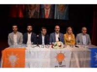 Batman'da AK Parti Genişletilmiş İl Danışma Meclisi Toplantısı yapıldı
