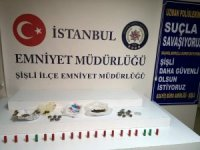 İstanbul'da geniş kapsamlı narkotik operasyonu: 11 gözaltı