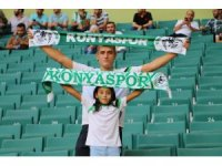 Süper Lig: Konyaspor: 0 - MKE Ankaragücü: 0 (İlk yarı)