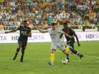 Süper Lig: Yeni Malatyaspor: 0 - Medipol Başakşehir: 0 (İlk yarı)