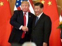 Trump: Çin ile görüşüyoruz ama anlaşmaya hazır değiliz