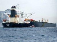 'Adrian Darya 1' isimli İran petrol tankeri Cebelitarık'tan ayrıldı!