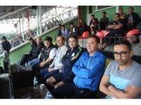 Fas Süper Lig takımları Şuhut'ta hazırlık maçı oynadı