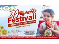 Başkan Çakıcı'dan domates festivaline davet