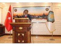 """Belediye Başkanlığı görevine getirilen Vali Güzeloğlu: Diyarbakır'ın emrinde olacağız"""""""